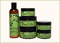 Peachface Body range