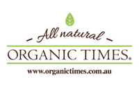 Organic Times, suppliers of organic chocolate and organic food products