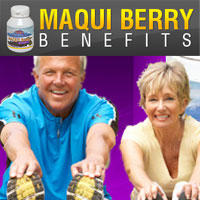 Certified Organic Maqui Berry Benefits