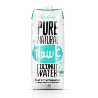 Natural Raw C Coconut Water