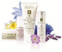 Eminence Organic Skin Care Body Lotions and Butters