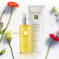 Eminence Organic Skin Care Masques and Beauty Treatments