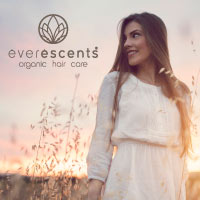 Everescents Organic Hair Care Product Range