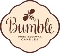 Bumble Beeswax Candles