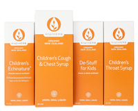 Kiwiherb - Children's products
