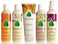 Miessence Haircare products