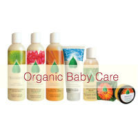 Pure Organique Miessence Organic Baby Care