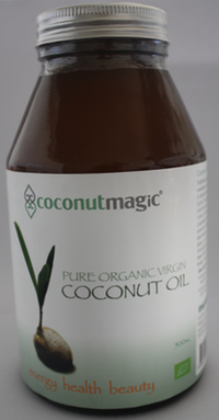 Relauncher Coconut Oil