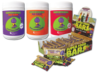 Superfoods for Kidz Products